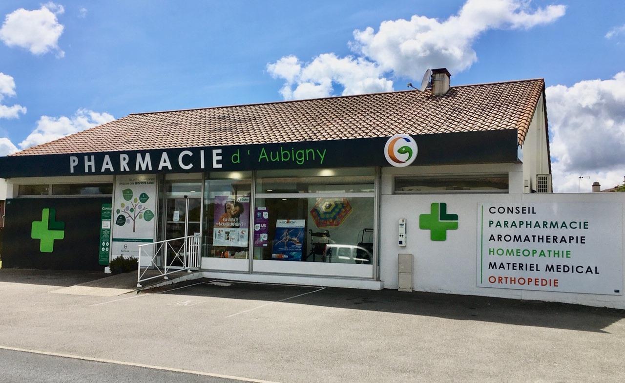 Pharmacie d'Aubigny